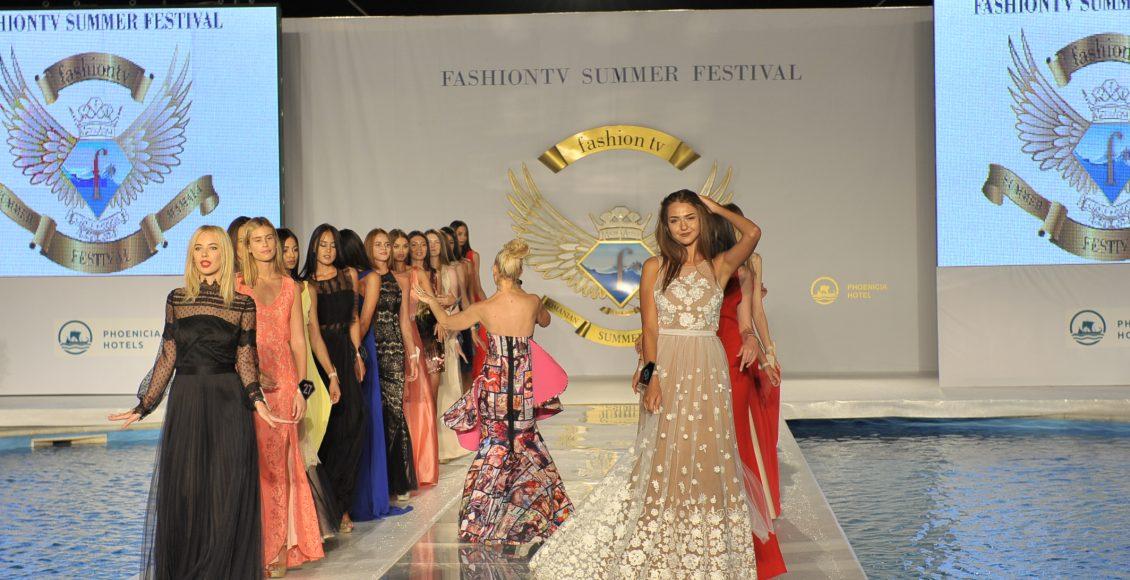 Modelele Fashiontv Moldova au prezentat pentru cele mai tari branduri internaționale de modă!