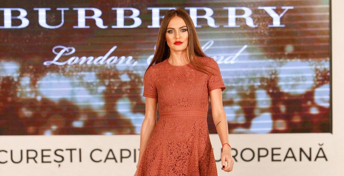 Cele mai tari branduri internaționale prezentate de modelele Fashiontv Moldova pe scena Romanian Fashiontv Week