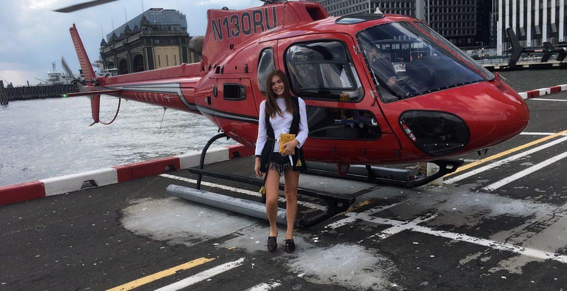 Irina Dutcă, actriță și model Fashiontv Moldova, a ajuns la Hollywood!
