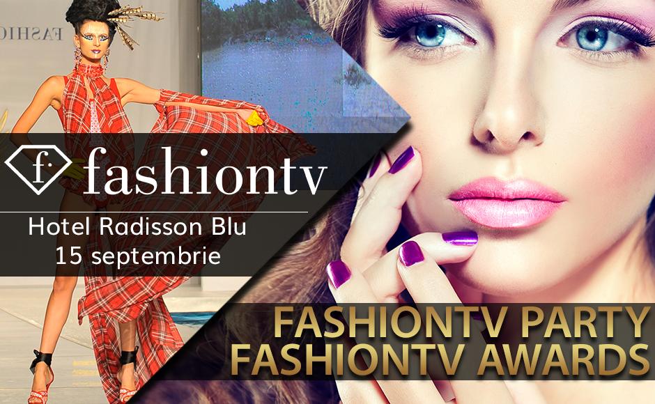 Fashiontv promovează Chișinăul alături de cele mai importante capitale ale lumii în peste 190 de țări prin Fashiontv Party și Fashiontv Awards