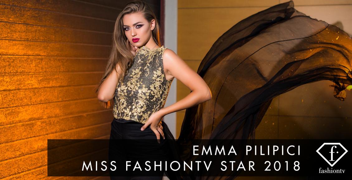 Povești de succes: Emma Pilipici – Miss Fashiontv Star