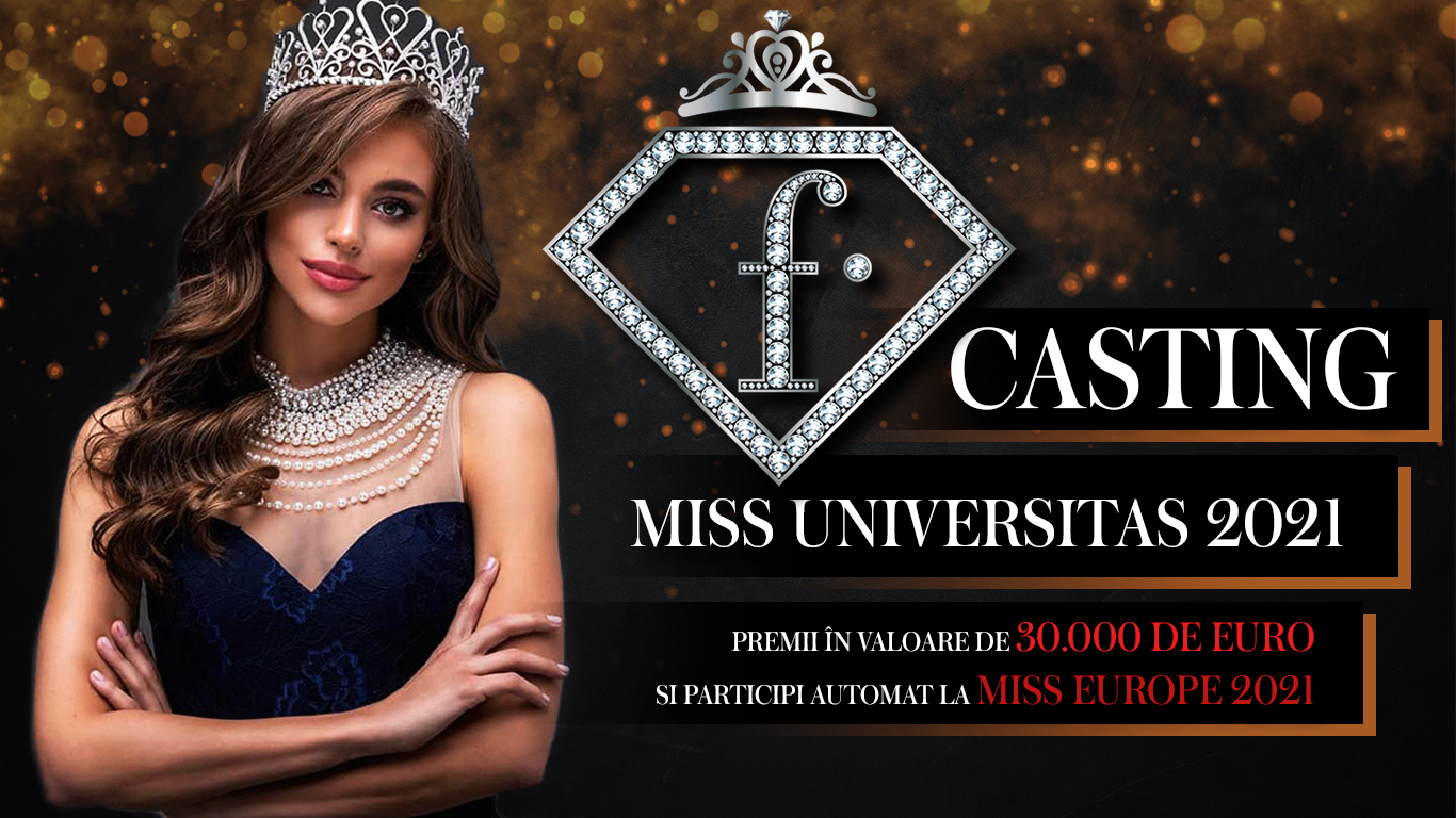 Кастинг « Miss Universitas 2021 » – зарегистрируйтесь, и вы сможете выиграть призы на сумму 30 000 евро!