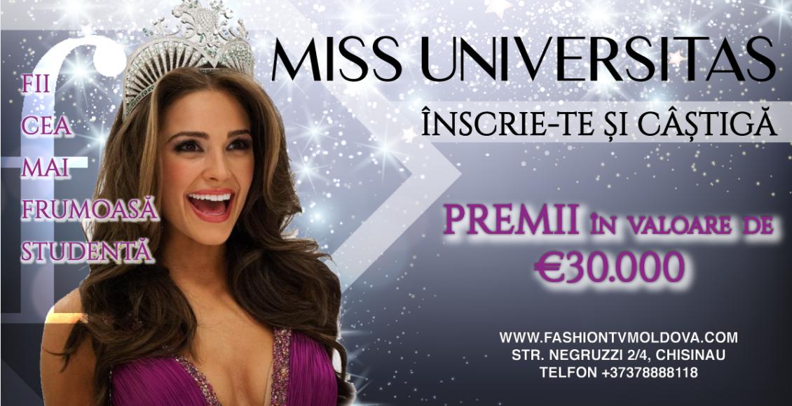 Miss Universitas by Fashiontv 2019