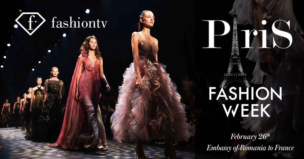 Casting Paris Fashion Week 2020 – începe noul an participând la cea mai importantă săptămână europeană a modei!